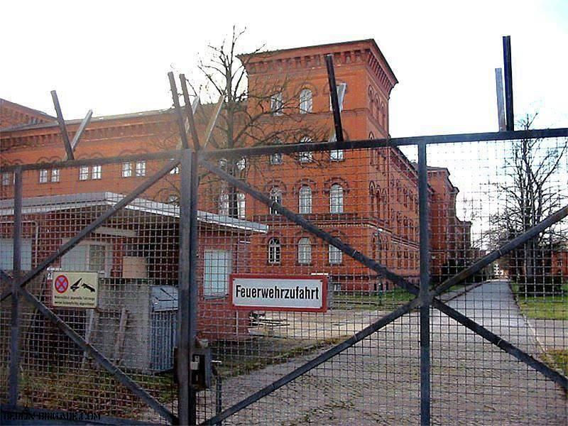 Andrews-Barracks, after 1994